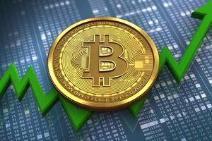 Giá Bitcoin tăng chớp nhoáng, vốn hóa thêm gần 10 tỷ USD