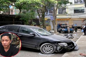 Nhân chứng kể phút nữ tài xế lùi xe thần tốc, tông chết người đi xe máy rồi bỏ chạy