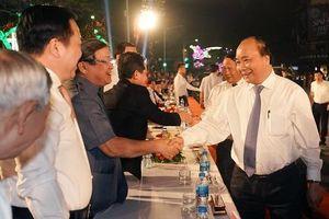Hình ảnh Thủ tướng dự khai mạc Lễ hội Hoa phượng đỏ - Hải Phòng 2019
