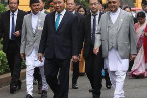 Thủ tướng Nepal đến thăm chính thức Việt Nam và dự Đại lễ Phật đản Vesak 2019