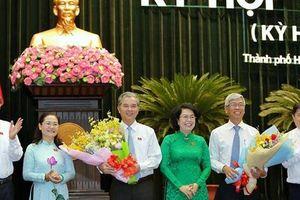 TPHCM bầu 2 Phó Chủ tịch UBND, giải quyết cơn khát nhân sự