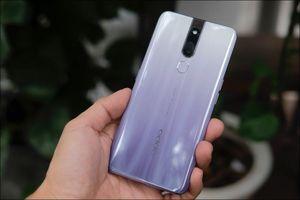 Hình ảnh, video chi tiết Oppo F11 Pro màu xám tinh vân, ROM 128GB, giá 8,49 triệu đồng