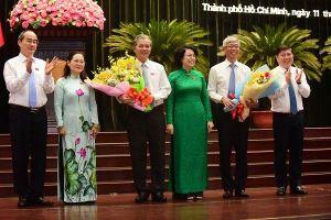 TPHCM bầu bổ sung 2 phó chủ tịch