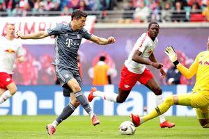 Hòa Leipzig, Bayern Munich lỡ thời cơ vô địch Bundesliga sớm