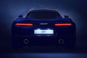 Siêu xe McLaren GT sẽ ra mắt vào ngày 15/5