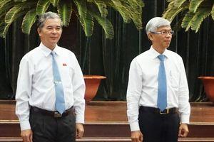Ông Võ Văn Hoan và Ngô Minh Châu làm Phó Chủ tịch UBND TPHCM