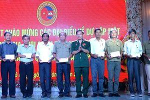Gặp mặt các cựu chuyên gia, quân tình nguyện Việt Nam tại Campuchia