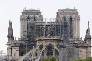 Nguy cơ ô nhiễm chì sau vụ cháy Nhà thờ Đức Bà Paris