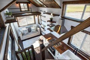 Có gì trong ngôi nhà di động giá hơn 1 tỷ đồng?