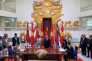Ký Ý định thư về việc đàm phán Hiệp định khung về Thương mại và Đầu tư giữa Việt Nam và Nepal