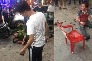 Hải Phòng: Nghi vấn nam thanh niên 'ngáo đá' dùng dao chém người giữa phố