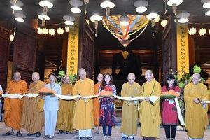 Khai màn chuỗi sự kiện văn hóa Phật giáo tại Đại lễ Vesak 2019