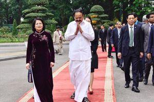 Việt Nam đề nghị Ấn Độ ủng hộ tiếp tục duy trì trật tự tại Biển Đông