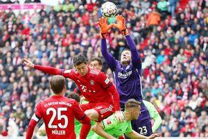 Lịch thi đấu, lịch phát sóng, dự đoán tỷ số Bundesliga hôm nay 11.5: Chức vô địch sớm cho Bayern?