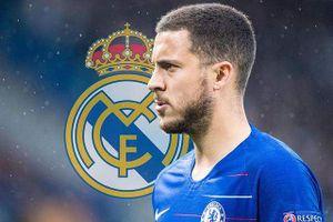 Ngôi sao Hazard lên tiếng về tin đồn chia tay Chelsea