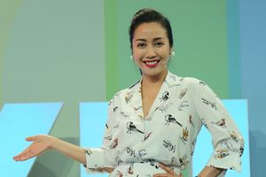 Ốc Thanh Vân 'kể khổ' chuyện gia đình tại 'Sức sống thanh xuân'