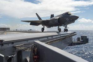 Mỹ phát triển hệ thống vũ khí tối tân cho tiêm kích F-35C