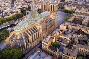 Nhà thờ Đức Bà mới có thể sẽ có thiết kế thân thiện môi trường