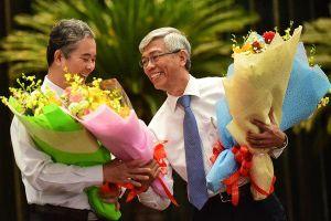 Ông Võ Văn Hoan và Thiếu tướng Ngô Minh Châu làm Phó chủ tịch TP.HCM