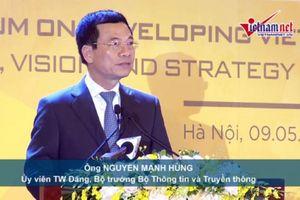 Make in Vietnam sẽ giúp Việt Nam phát triển hùng cường