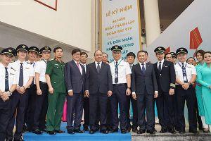 Thủ tướng vui mừng Việt Nam không còn phụ thuộc phi công nước ngoài