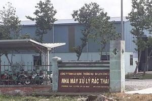 Công an tỉnh Cà Mau vào cuộc vụ hàng trăm thi thể thai nhi ở nhà máy rác