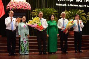 TP HCM có thêm 2 phó chủ tịch UBND thành phố