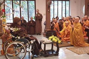 Chùa Từ Hiếu tu sửa, Thiền sư Nhất Hạnh vào Đà Nẵng tịnh dưỡng