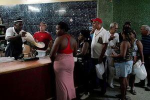Cuba lại phải áp dụng 'tem phiếu' lương thực do thiếu thốn nghiêm trọng