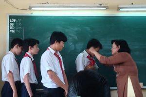Phạt học sinh quỳ trước lớp, đuổi khỏi giờ học: Hình phạt phi giáo dục!