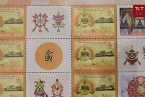 Phát hành bộ tem đặc biệt chào mừng Đại lễ Phật đản Vesak 2019