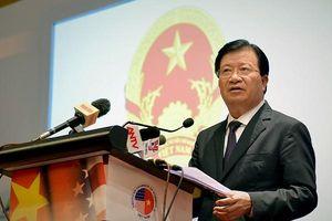 PTT Trịnh Đình Dũng: FDI Hoa Kỳ gắn kết với SME Việt Nam đổi mới sáng tạo và thúc đẩy kinh tế số