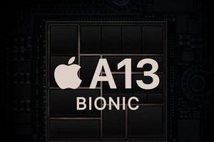 Chip xử lý Apple A13 bắt đầu được sản xuất