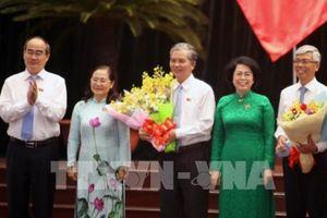 UBND Thành phố Hồ Chí Minh có thêm hai Phó Chủ tịch