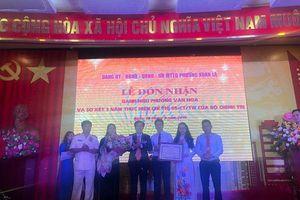 Tây Hồ - Hà Nội: Nhân rộng mô hình phường văn hóa