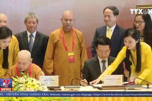 Ra mắt bộ tem Chào mừng Đại lễ Phật đản LHQ 2019
