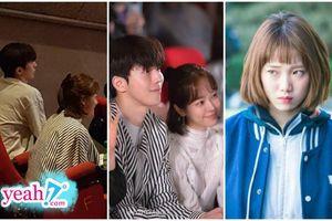Nam Joo Hyuk vướng tin đồn 'phim giả tình thật' với Han Ji Min vì hành động này, nhưng một nhân vật khác lại được gọi tên nhiều nhất
