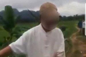Thanh Hóa: Tạm giữ hình sự ông lão 79 tuổi 'nựng' bé gái lớp 3