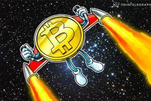Giá tiền ảo hôm nay (11/5): Bitcoin chiếm 65% tổng vốn hóa, giá gần chạm 7.000 USD