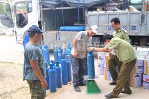 Quảng Bình tạm giữ số hàng hóa bất hợp pháp giá trị hơn 700 triệu đồng