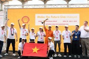 Sinh viên Việt Nam hoàn thành giấc mơ LonDon