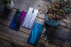 Tín đồ công nghệ 'thất thần' vì OPPO F11 Pro màu Xám Tinh Vân