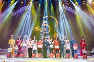 Chương trình nghệ thuật 'Tháng 5 ơn Người' tưởng nhớ Chủ tịch Hồ Chí Minh