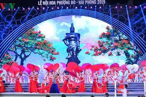 Rực sáng đêm khai mạc Lễ hội Hoa Phượng đỏ - Hải Phòng 2019