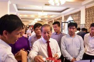 Chủ tịch UBND tỉnh Thừa Thiên Huế đối thoại với doanh nghiệp trong tỉnh