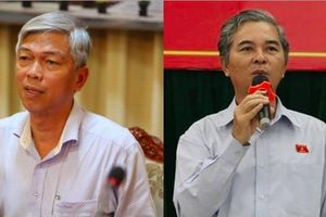 Hai ông Võ Văn Hoan và Ngô Minh Châu được bầu làm Phó chủ tịch UBND TP.HCM