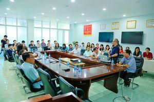 Trường Cao đẳng Phát thanh -Truyền hình II tổ chức chuyên đề 'Truyền thông thế hệ thứ tư'