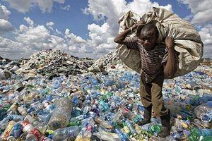 Các quốc gia đồng ý ngưng đẩy rác thải nhựa đến các nước nghèo