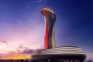 Bên trong sân bay mới Istanbul trị giá 12 tỷ USD