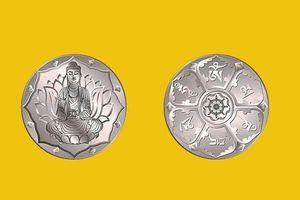 Đồng xu bạc và tem mừng Đại lễ Phật đản Vesak 2019 có gì đặc biệt?